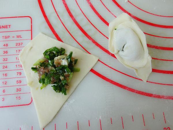 猪肉韭菜馄饨的家常做法