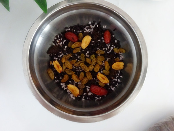 糯米红枣饭的家常做法