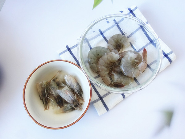 鲜虾营养粥的家常做法