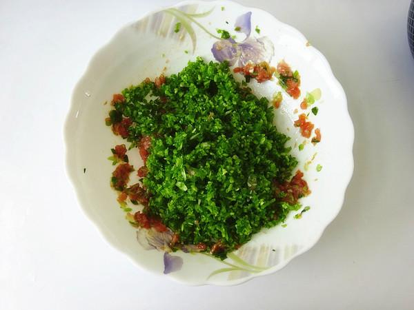 青椒猪肉馄饨怎么吃