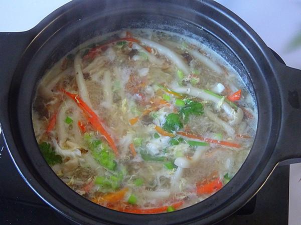 鲜菇紫菜汤怎么煮