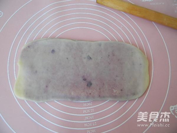 沙拉紫薯酥怎样做