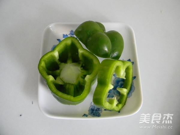 青椒盅的做法图解