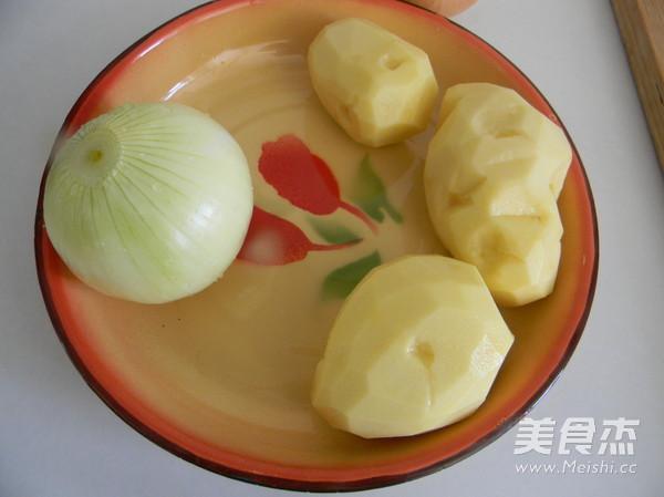 清炒洋葱土豆的做法大全