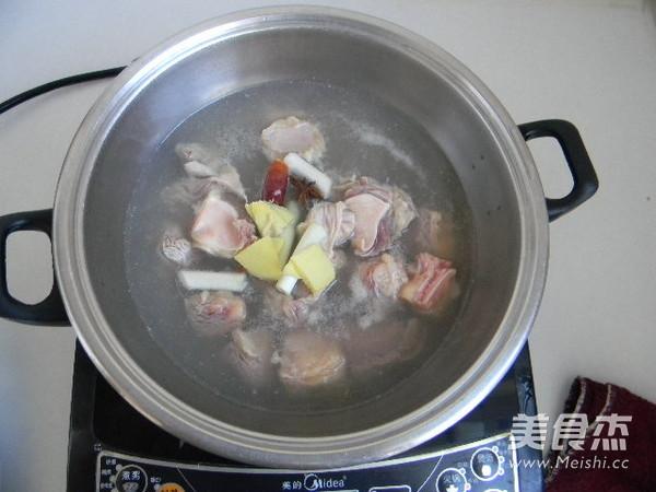 清炖羊肉怎么炒