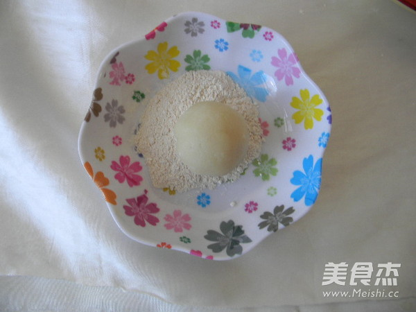 冰皮椰蓉奶黄馅月饼怎样炒