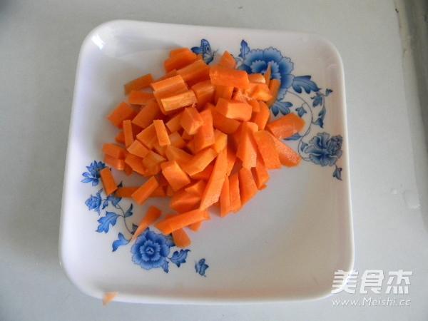 胡萝卜鲜肉月饼的做法大全