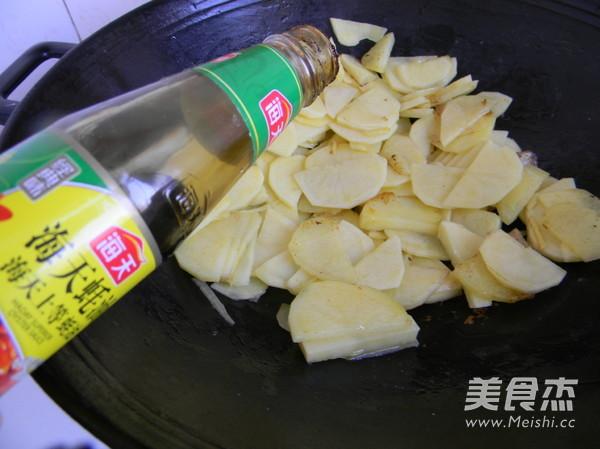 清炒洋葱土豆怎么做