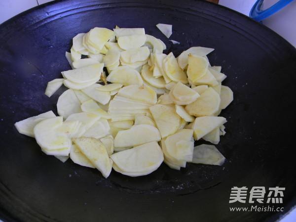 清炒洋葱土豆怎么吃