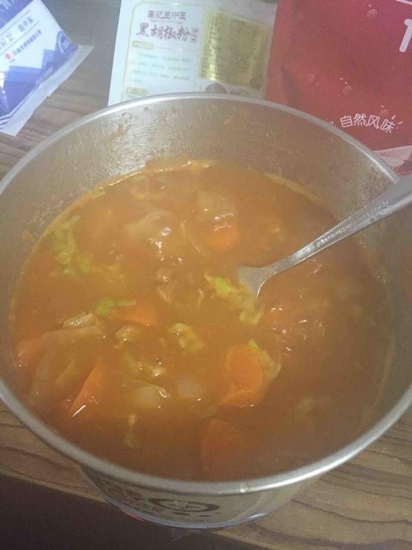 番茄萝卜炖牛腩怎么煮