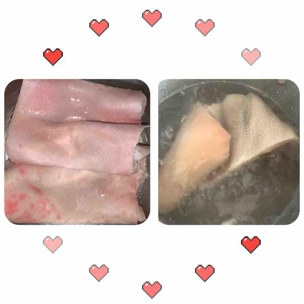 香菇猪皮冻的做法大全