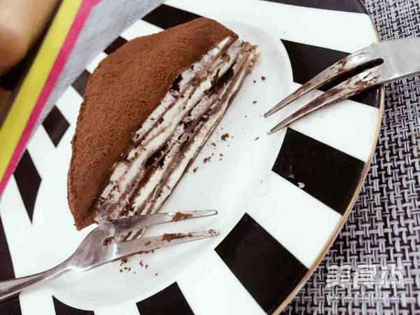 奥利奥千层蛋糕怎样炒