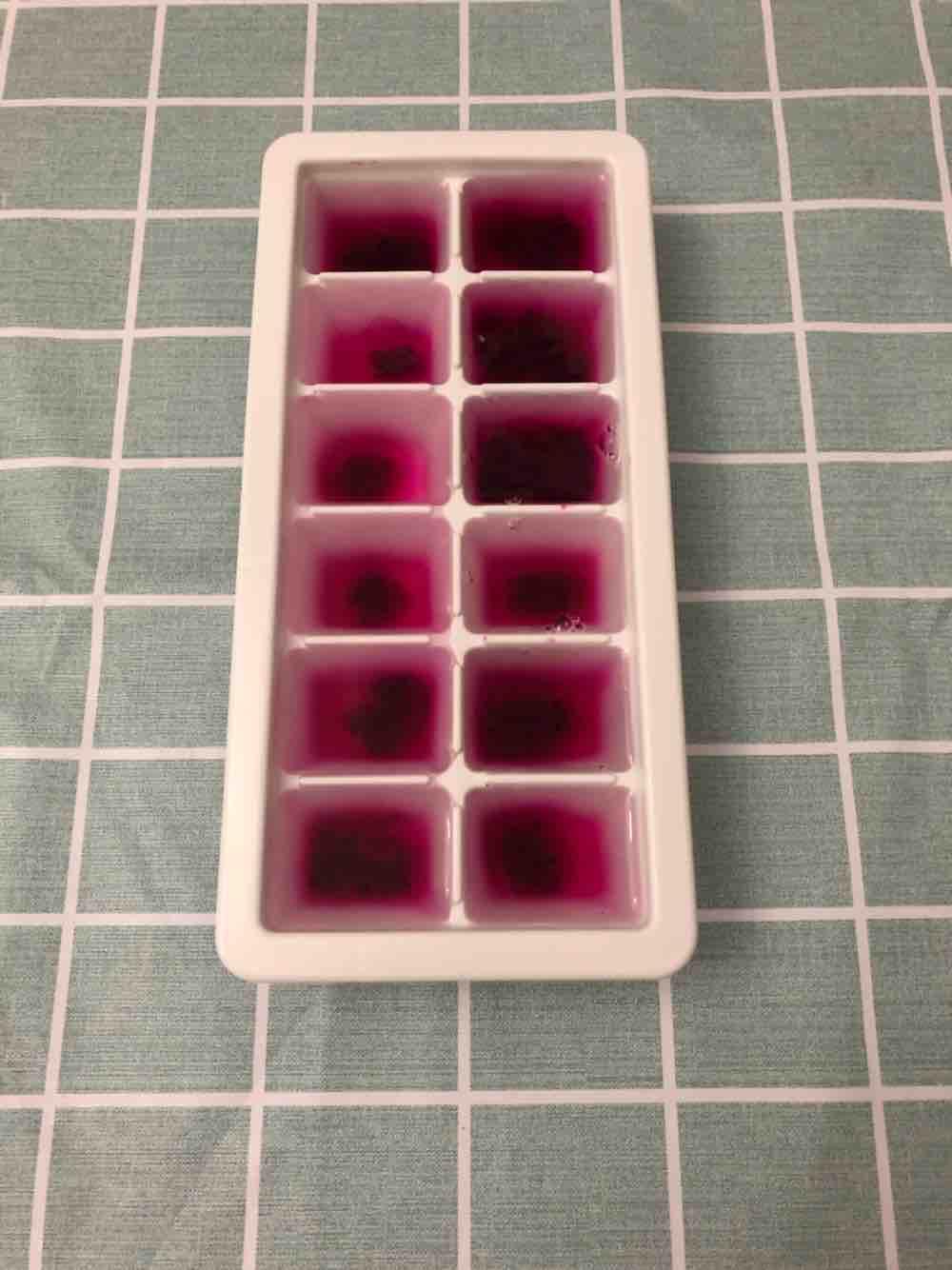 自制不加糖的火龙果果冻怎么做
