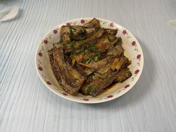 带鱼这样做,酥脆的连鱼骨头都可以吃怎么做