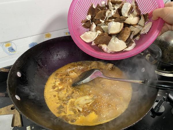双茹烧三黄鸡的简单做法