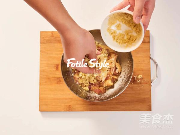 酥烤鸡米花的简单做法