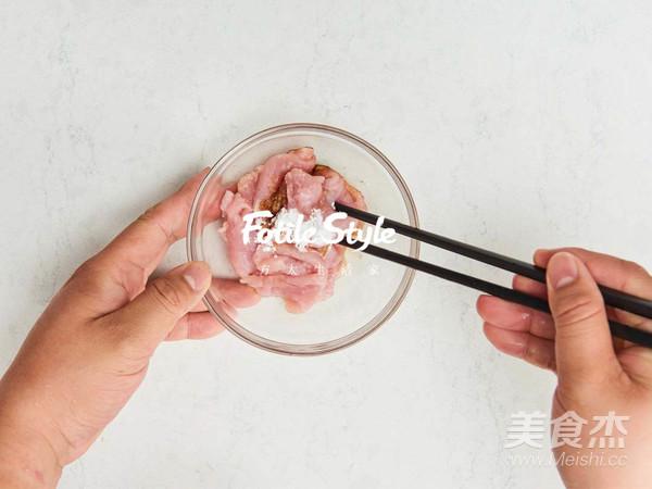 芦笋鲜虾猪肉卷的做法图解