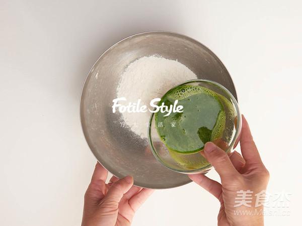 翡翠白菜饺子的简单做法