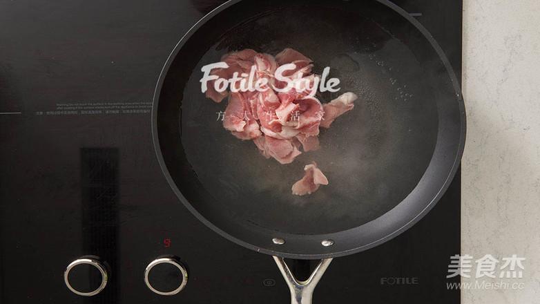 藤椒酸汤肥牛的简单做法