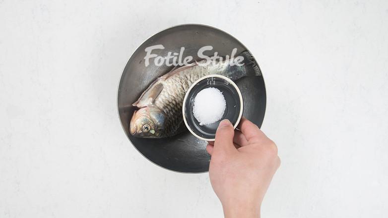 豆瓣鱼的简单做法