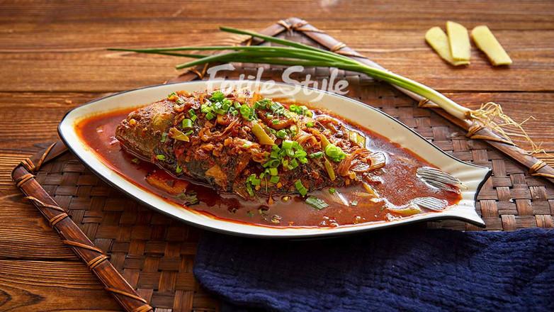 豆瓣鱼怎样炒