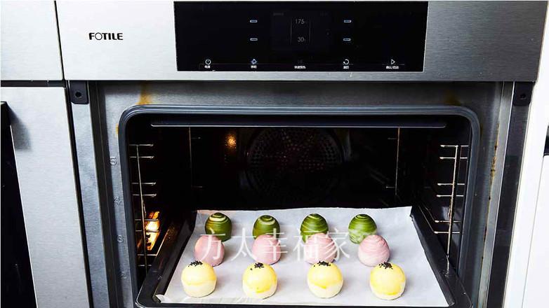 百吃不厌的蛋黄酥怎样煮