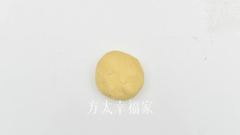 精致可爱的双色棋格饼干怎么吃