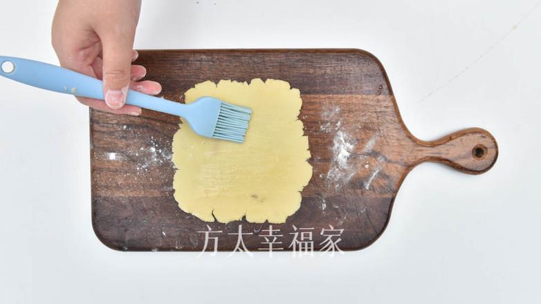 精致可爱的双色棋格饼干怎样煮