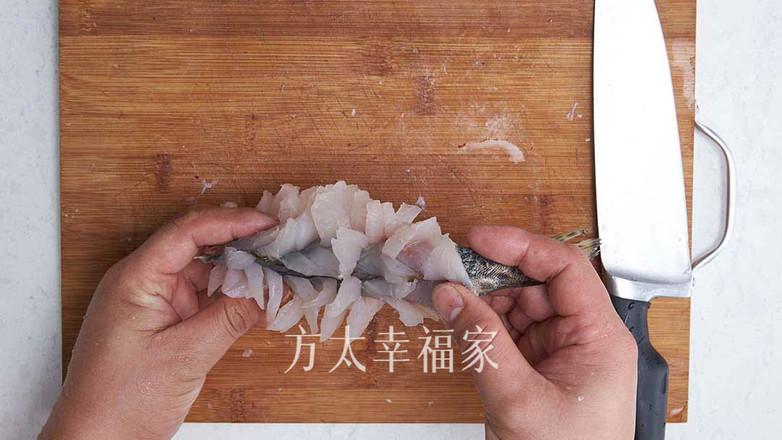 #年味美食合辑#酸甜诱人松鼠桂鱼怎么做