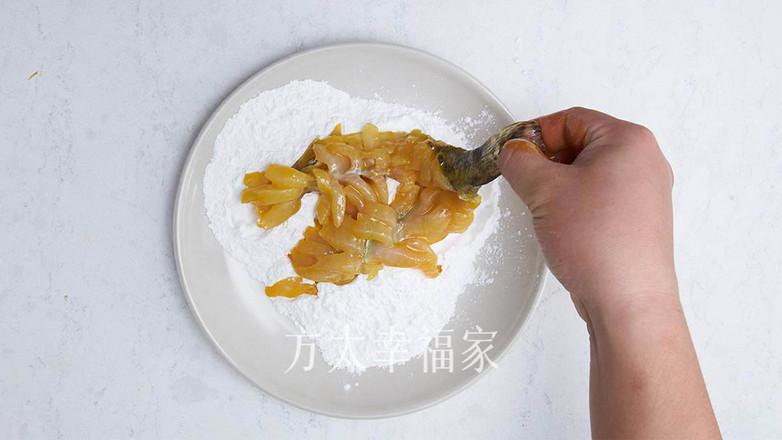 #年味美食合辑#酸甜诱人松鼠桂鱼怎么煮
