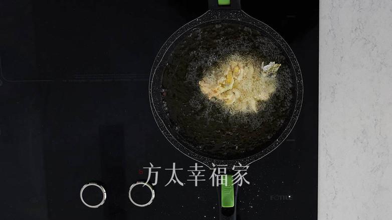 #年味美食合辑#酸甜诱人松鼠桂鱼怎么炖