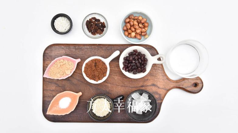 红糖糍粑冰粉的做法大全