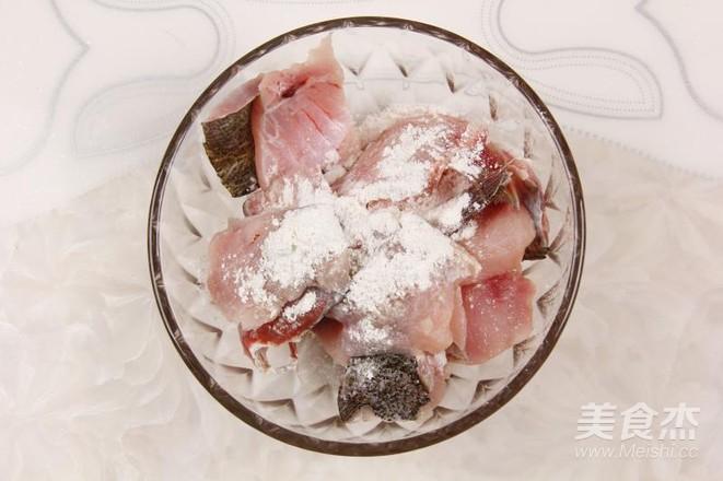青花椒酸菜鱼的做法图解