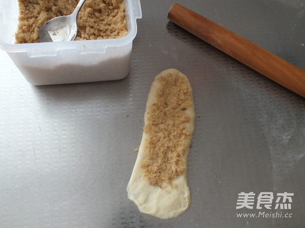 肉松小餐包怎么煮
