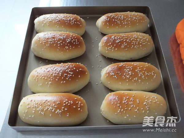 紫薯面包卷怎样炖