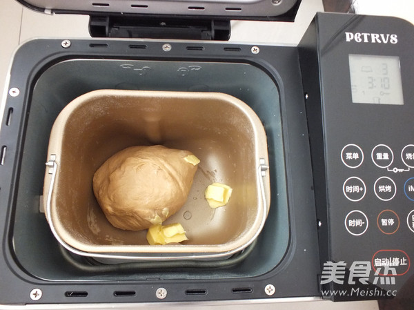 中种红糖全麦面包怎么炒
