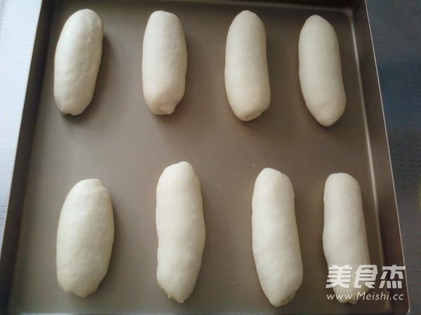 热狗面包怎样做