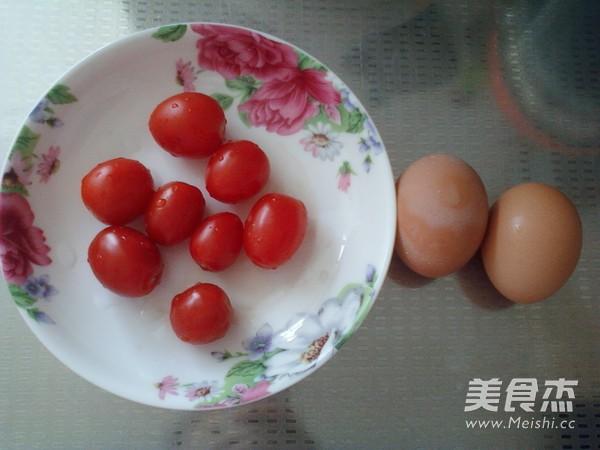 小番茄煎蛋饼的做法大全
