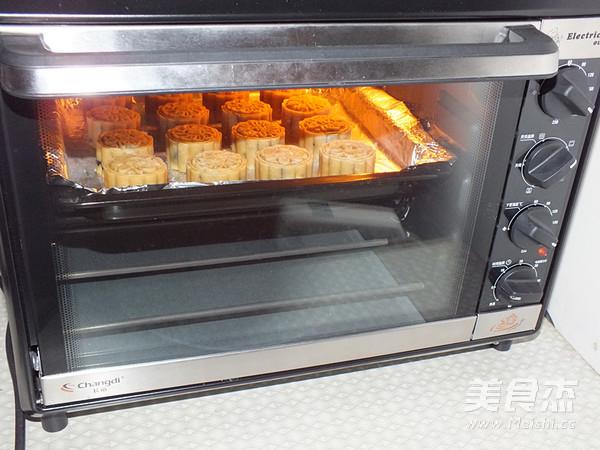 广式五仁月饼的做法大全