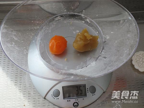 广式莲蓉蛋黄月饼怎么煮