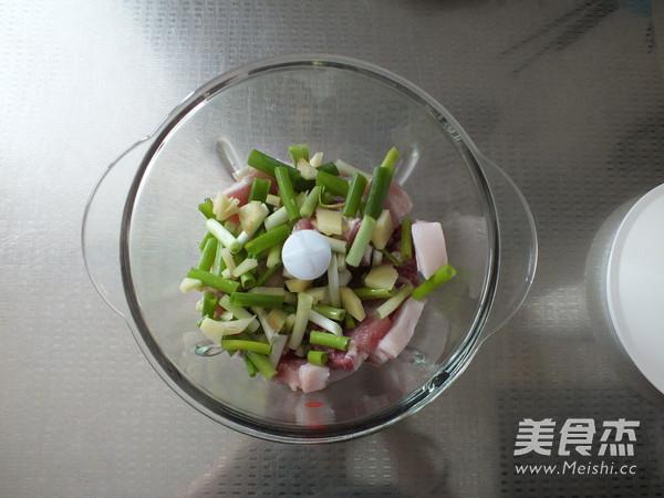 海鲜菇肉丸汤的做法图解
