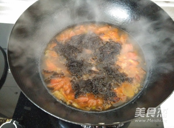 紫菜蛋花汤怎么做