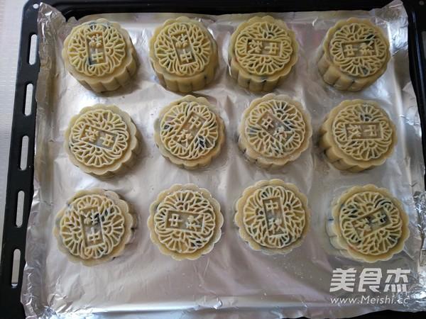 广式五仁月饼怎样做