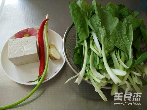 豆腐渣炒小白菜的做法大全
