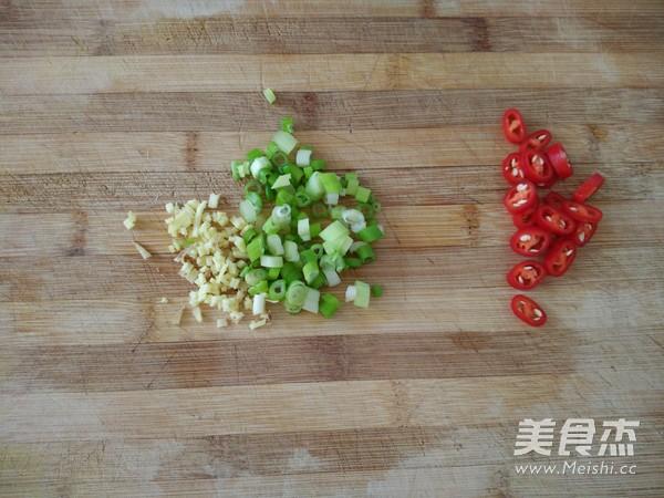 豆腐渣炒小白菜的简单做法