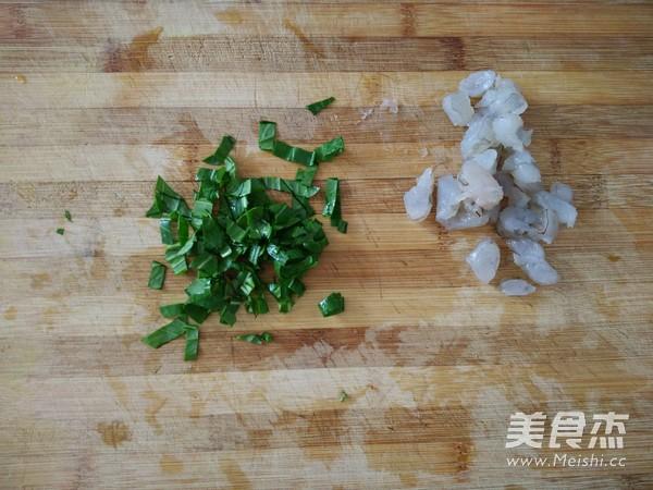 虾仁青菜粥怎么吃