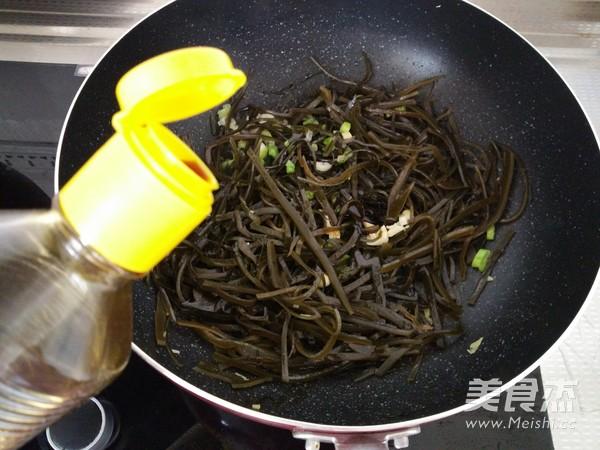 香辣海带丝怎么吃