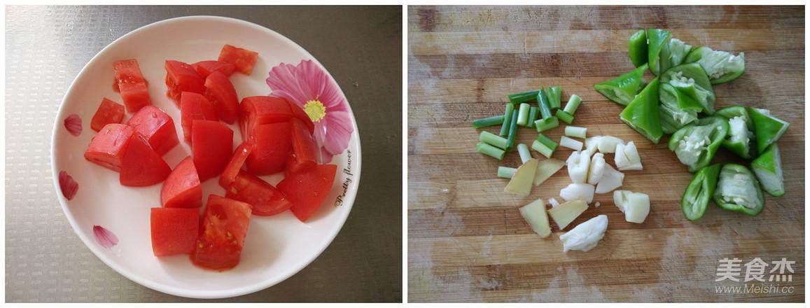 家常炒茄子的做法图解