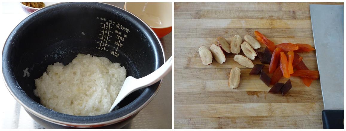 香甜软糯八宝饭的做法图解