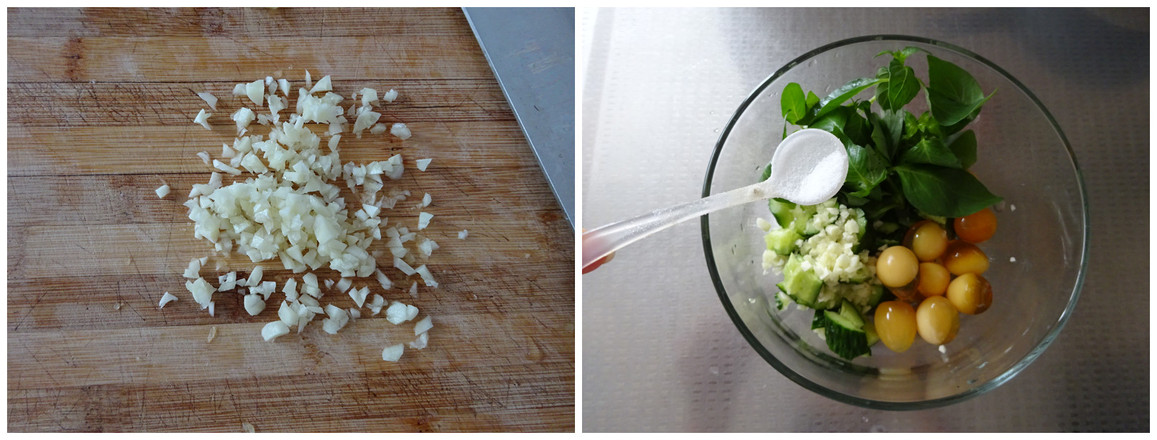 凉拌鹌鹑蛋的简单做法